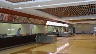 北京爱迪学校餐厅好不好?