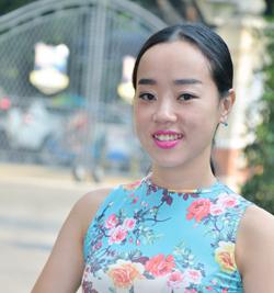 牛津国际公学成都学校Britney Yu 运营经理