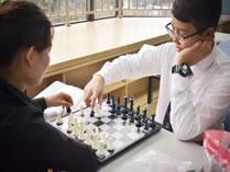 牛津国际公学成都学校国际象棋室