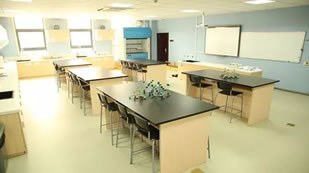 牛津国际公学成都学校教室