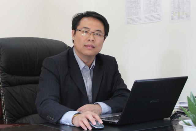 上海新和中学国际部校长