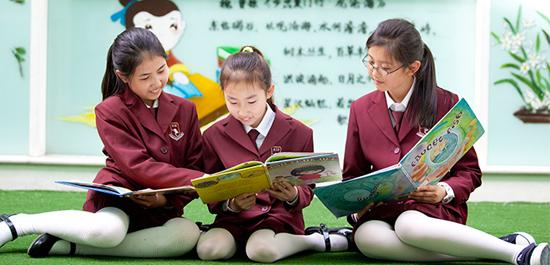 北京爱迪学校学生