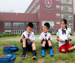 力迈中美国际学校费尔蒙特课程(学前—8年级)招生简章