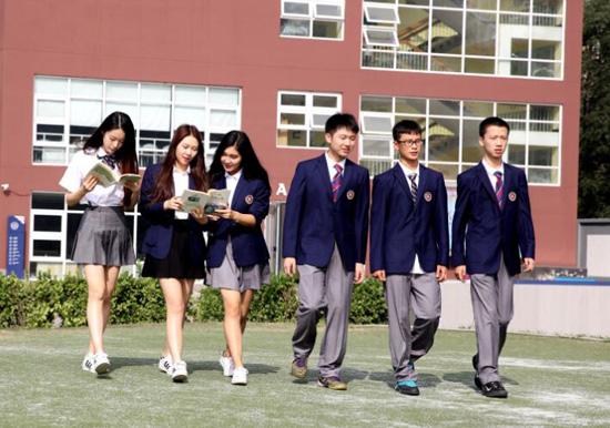 力迈中美国际学校美国名校直升课程