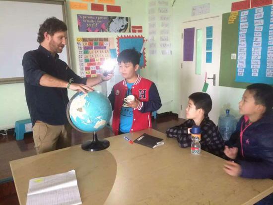 力迈中美国际学校卡文特课程