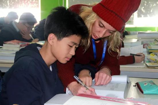 力迈中美国际学校AP课程