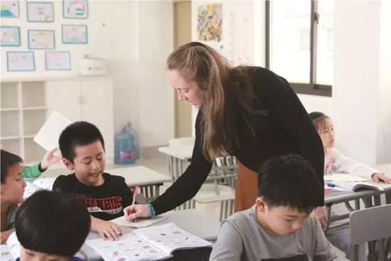 中加楓華國際小學