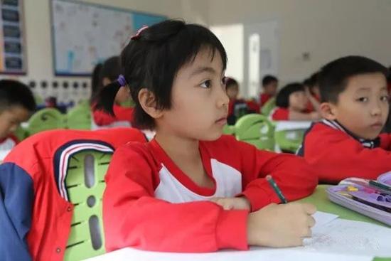 上海美高双语小学学生