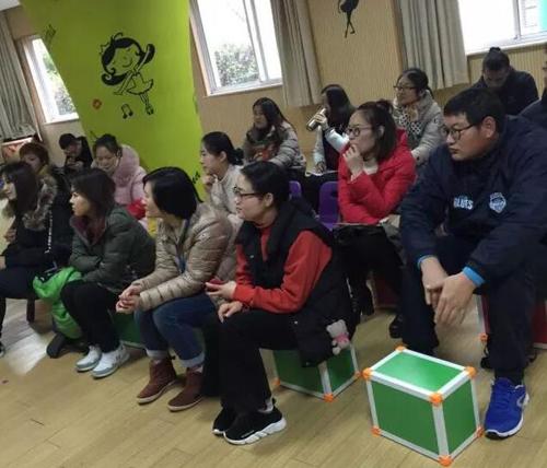 中加枫华国际学校幼儿园家长讲座