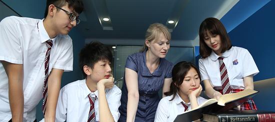 上海美高國際高中招生簡章