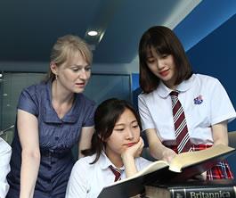 上海美高學校國際高中招生簡章