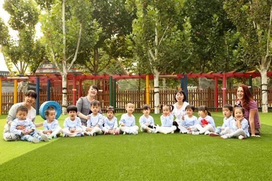 幼儿园花园