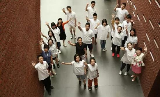 北外国际课程中心学生