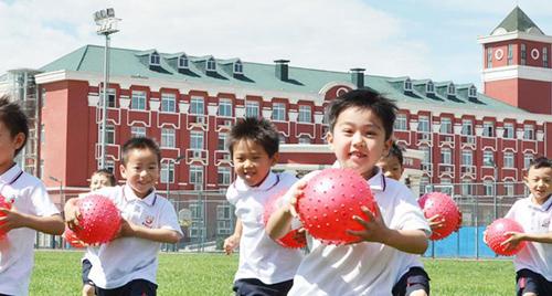 北京爱迪国际学校学生