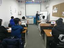 天津大学哈珀国际高中教室