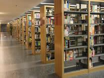 北京外国语大学国际高中图书馆