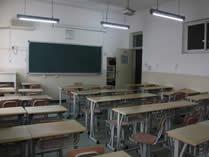 北京外国语大学国际高中教室