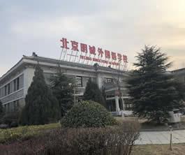 北京明诚外国语学校高中德国学部招生简章