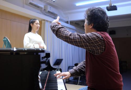 中央音乐学院鼎石实验学校音乐课程