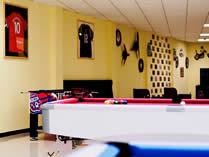 格瑞思国际学校游戏室