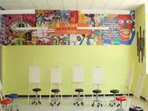 格瑞思国际学校艺术教室