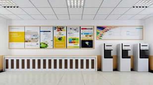 格瑞思国际学校走廊