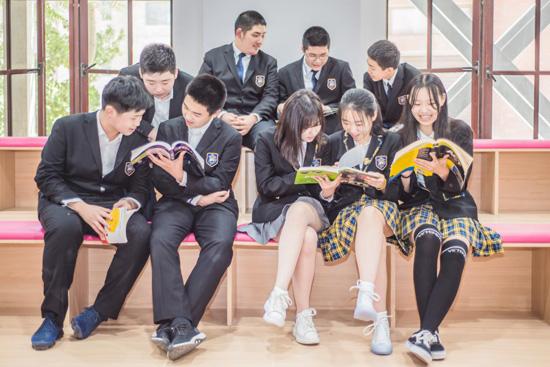 法拉古特学校天津校区课堂照片