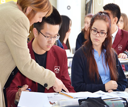 北京爱迪国际学校美国高中部2019年招生简章