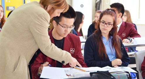 北京爱迪国际学校美国高中部招生简章