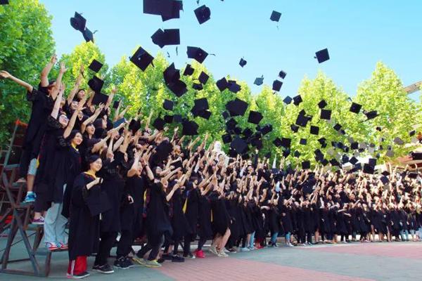 北京王府学校毕业生