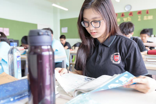 力邁中美國際學校卡文特初高中招生簡章