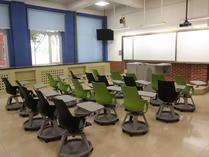北京王府学校移动教育教室