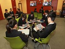 北京王府学校卫星录播教室