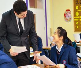 北京市中关村外国语学校高中ALEVEL国际班招生简章