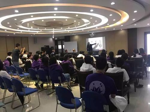 上海国王国际高中徐汇校区课堂