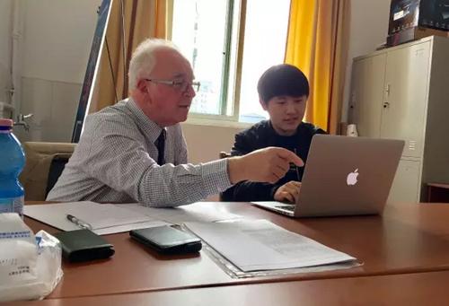 上海国王国际高中师生交流