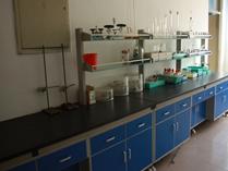 北京君谊中学化学准备室