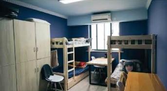 上海燎原双语学校国际部学生宿舍环境