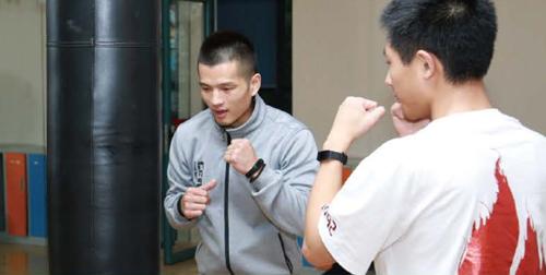 非常学院拳击课程