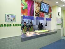 上海教科实验中学食堂