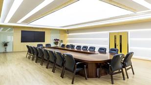 上海教科实验中学会议室