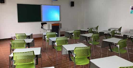 上海凯师国际高中教室