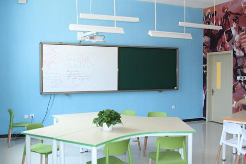 格瑞思国际学校教室