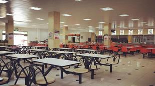 上海交通大学A Level国际课程中心食堂