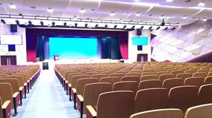 上海交通大学A Level国际课程中心大礼堂