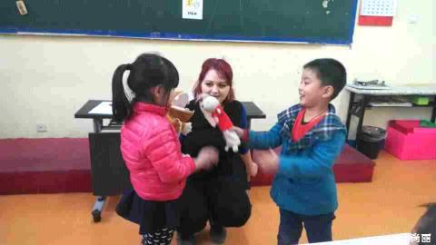 尚丽外国语学校学前部课程特色