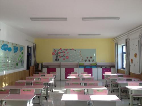 尚丽外国语学校学前部教室