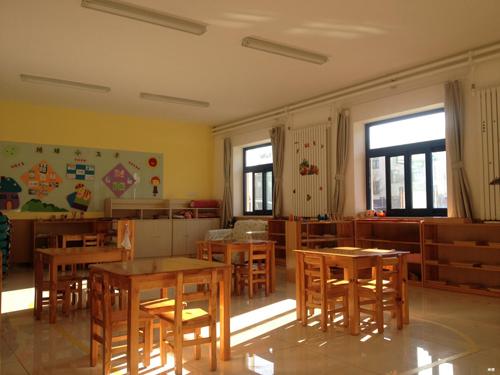 尚麗外國語學校學前部教室