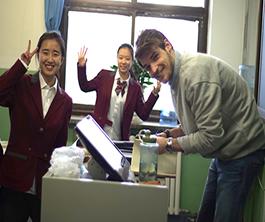 北京新亚中学国际部德国初中实验班招生简章