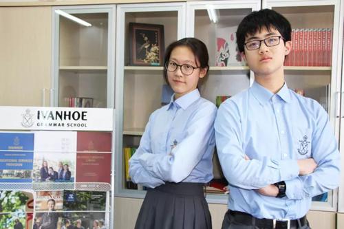 艾文豪精英学校上海校区